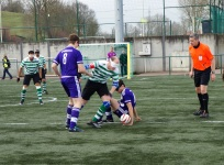 2 - Samedi matin - 2e manche de Championnat de France à Anderlecht - notre 1e match de la journée contre le Sporting Paris (8)